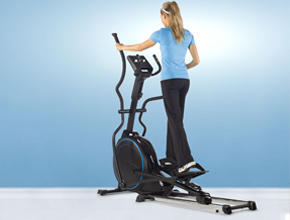 metalsport - ellittiche linea home fitness