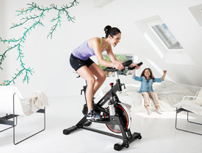metalsport - spinning bike linea home fitness