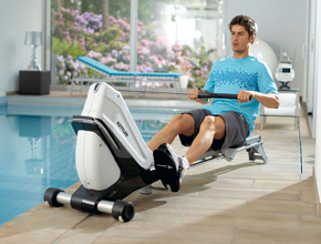 metalsport - stepper e vogatori linea home fitness
